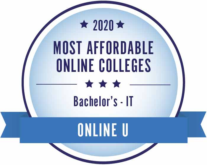 2020 Most Affordable Bachelors in Information Technology